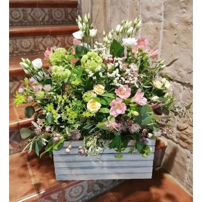 Caja de flores Elima