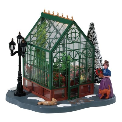 Invernadero Victoriano