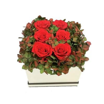 Caja de Rosas Ágata