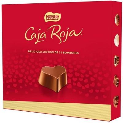 Caja Roja Nestle