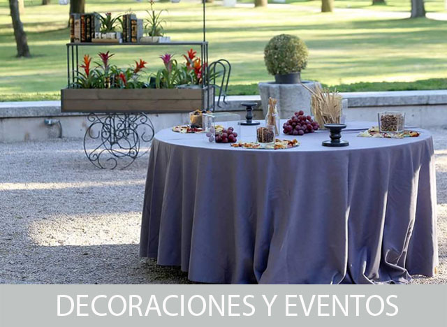 Decoraciones y Eventos